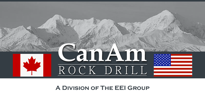 CanAm Rock Drill - A Division of The EEI Group